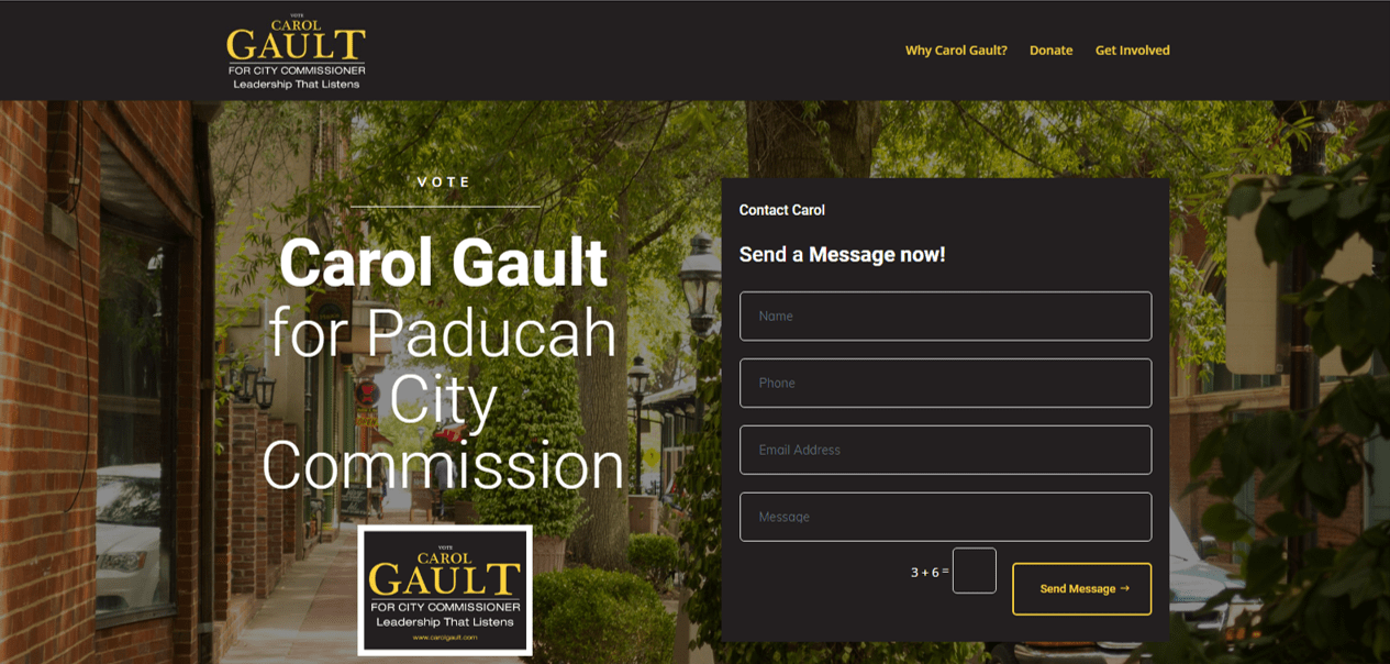 Website Design Paducah