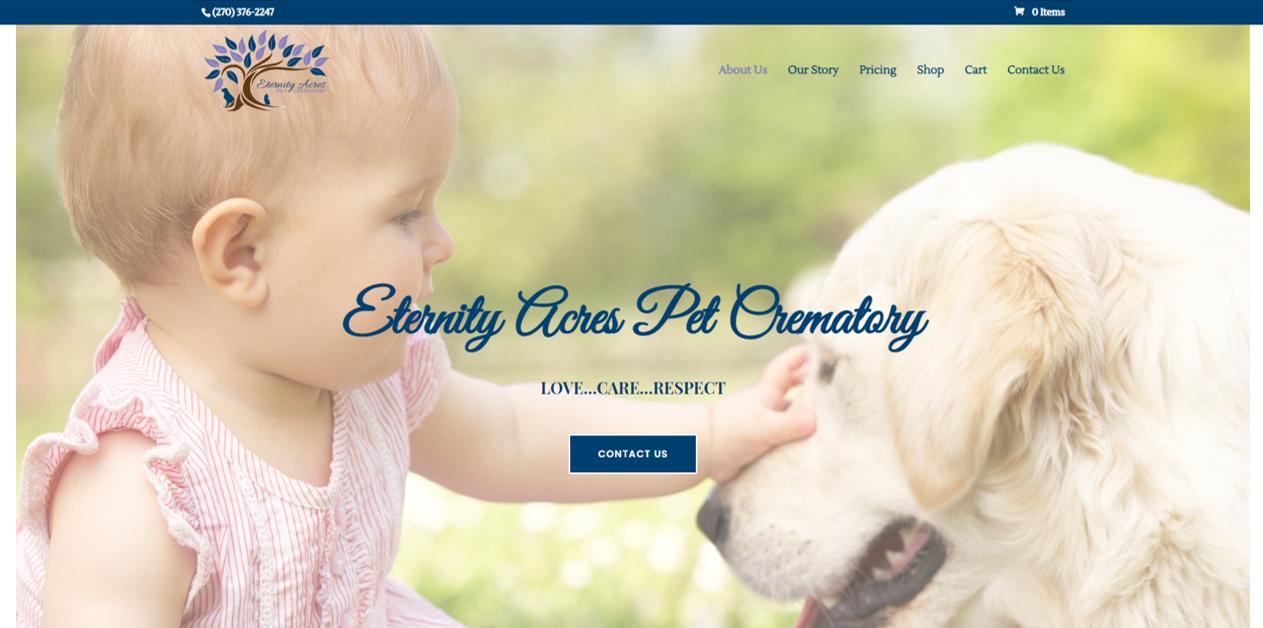 Ecommerce website design paducah KY